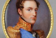 Almanach de Saxe Gotha - Tsar Nicholas I of Russia / Nicholas I (Николай I Павлович, r Nikolai I Pavlovich; 6 July [O.S. 25 June] 1796 – 2 March [O.S. 18 February] 1855) was the Emperor of Russia from 1825 until 1855. He was also the King of Poland and Grand Duke of Finland.