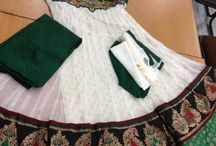 DESIGNER / Exclusive collections of sarees , salwar & salwar material..we do have a great collections of western wear.