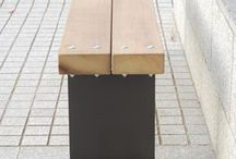 Benches / Gorgeous, Superbly made benches