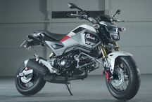2016 Honda MSX125 / Grom Review + Pictures | Motorcycle / Sport Bike / Mini StreetFighter / 2016 Honda Grom MSX125 Changes / Review by clicking on each photo. 2016 MSX Release Date, Pricing information and more at www.HondaProKevin.com