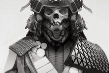 Ninjas/samurais etc