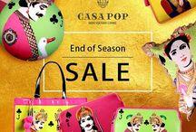#Casapop Sahib, Biwi Aur Gulam collection