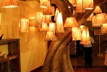 UNIQUE LIGHTS / Light up your home in the most unusual way! Take a look at these unusual light designs!