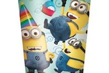 Despicable Me 2 party idea / by Suki French