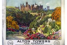 Staffordshire / A collection of our posters from Staffordshire