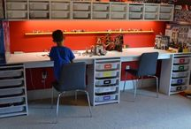 Kinderkamer Lego