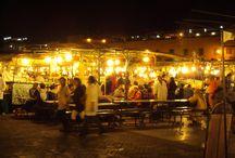 Marroc: Marrakech / Primera visita a la ciutat, en aquesta ocasió sense nens.