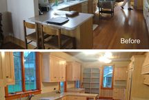 Remodeling Before & After