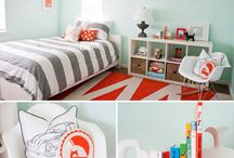 big boy room / by Molly Brown Richard