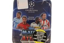 Champions League Match Attax 2015/2016 / Topps brings the greatest football trading card game together with the biggest football tournament.