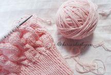 My knitting @seasonofsweaters ⭐️☃ / Knit wear from @seasonofsweaters ❄️ Welcome to Instagram !❄️