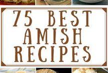 Amish recipes