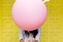 Balloons / Balloons! Every party needs some fun balloons.