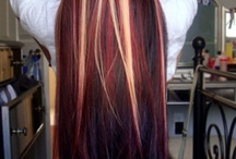 hair color ideas / by Amber Gilbertson