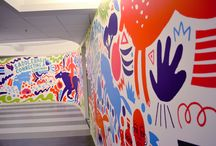 Mural ideas / Ideas for mural designs  / by Annette Margetts