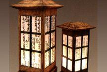 japońskie latarnie