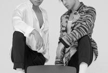 Taeyang & Seungri