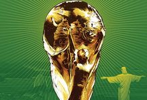 FIFA World Cup 2014 - Brazil / Pics from the 2014 World Cup in Brazil!!! / by Mario Artavia