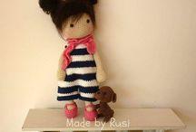 rusi doll