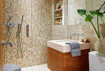 Banyodeğişik hoş bir banyo