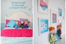 Frozen ideas for kids room