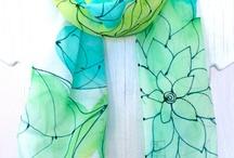 silk scarves / it's a board where i record silk scarves i adore