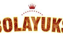 Bolayuks.com / Agen judi bola online yang terpercaya dan aman 100%
