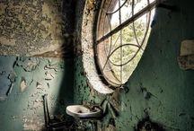 Abandoned plcaes