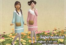 Sims 2 Clothing- Outerwear