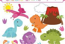 festa dinossauro baby