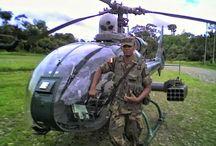 helicopter gazella