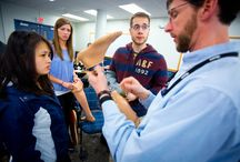 Student Life: DPT / Learn more about what it's like to be a Physical Therapy student here at the University at Buffalo  / by UB Public Health & Health Professions