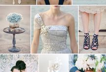 Blue Wedding Inspiration