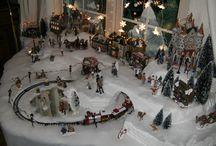 kerstdorp Anneke Wisse