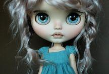 Big Eye doll