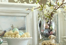 Decorating for Easter / by Mika Vandelune