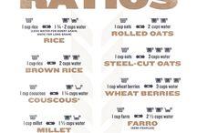 Grains / Foods we love