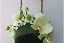 torebki z kwiatkami