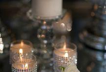Ezüst esküvő - Silver wedding / Ötletek-Ideas