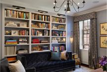Books & Bookcases / Books that I have and love or want to get. Ideas for bookcases and styling shelves using books.