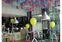 Balloon Decoration & Party Ideas