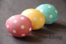 Easter ideas / by Cindy Britton