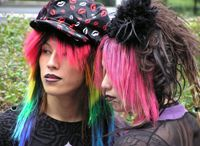 Japanese Fashion Tribes