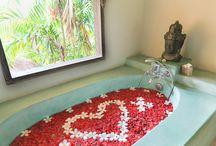 Magic in Bali / Villa Mathis / by Bruno Ferret