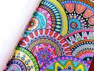 zantangle art / el maravilloso arte de combinar patrones