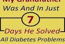 solve diabetes