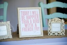 Inspiring Wedding Articles / Interesting articles that we come across are added on a weekly basis to help inspire ideas for your own wedding!