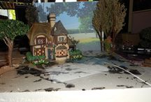 How to realize easily a puddle in your decorations miniature...