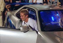 Paul & car