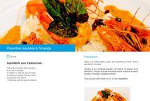 Les recettes d'ONOMO / Découvrez les saveurs d'Onomo, des recettes de Seyni Bodian à base de produits locaux.